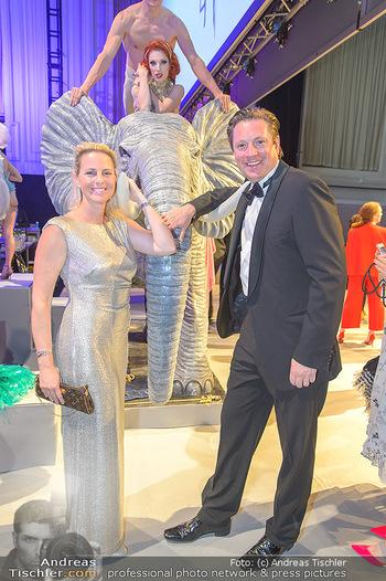 Duftstars Awards - MQ Halle E, Wien - Do 02.05.2019 - Michael STIX mit Ehefrau251