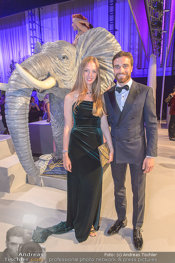 Duftstars Awards - MQ Halle E, Wien - Do 02.05.2019 - Eleonore HABSBURG, Jerome D´AMBROSIO259