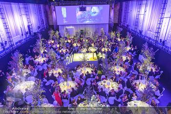 Duftstars Awards - MQ Halle E, Wien - Do 02.05.2019 - Gala, Übersichtsfoto, Festsaal, Dinner, Gäste, Tische289