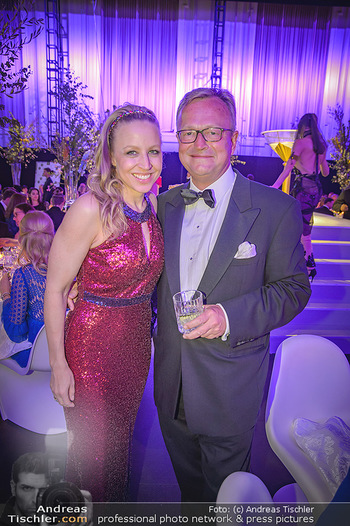 Duftstars Awards - MQ Halle E, Wien - Do 02.05.2019 - Nina PROLL, Oliver VOIGT307