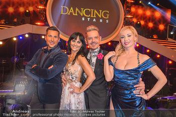 Dancing Stars - ORF Zentrum - Fr 03.05.2019 - Balazs EKKER, Nicole BURNS-HANSEN, Dirk HEIDEMANN, Carina SARKIS2
