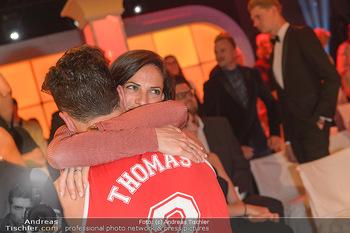 Dancing Stars - ORF Zentrum - Fr 03.05.2019 - Thomas KRAML mit Ehefrau Bianca5