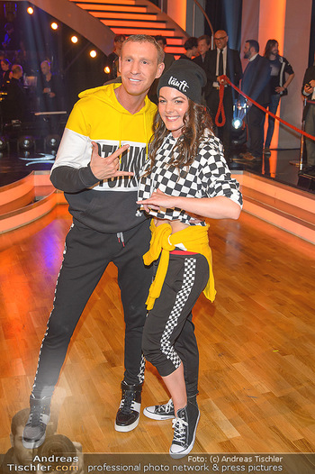 Dancing Stars - ORF Zentrum - Fr 03.05.2019 - Roswitha WIELAND, Stefan PETZNER12