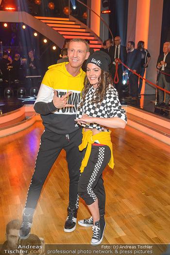 Dancing Stars - ORF Zentrum - Fr 03.05.2019 - Roswitha WIELAND, Stefan PETZNER13