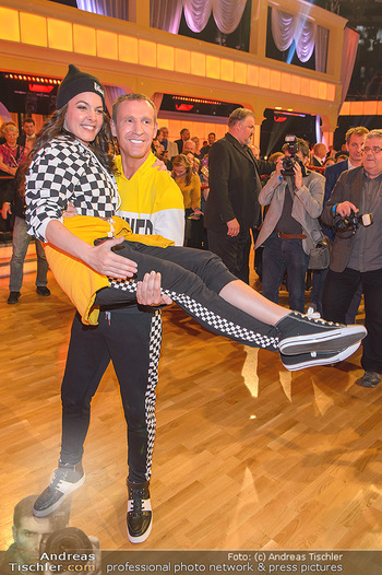 Dancing Stars - ORF Zentrum - Fr 03.05.2019 - Roswitha WIELAND, Stefan PETZNER29