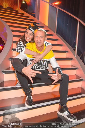 Dancing Stars - ORF Zentrum - Fr 03.05.2019 - Roswitha WIELAND, Stefan PETZNER34