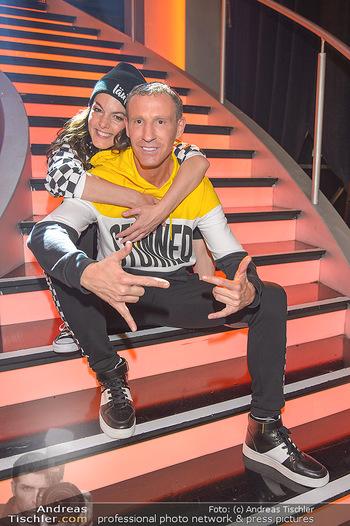Dancing Stars - ORF Zentrum - Fr 03.05.2019 - Roswitha WIELAND, Stefan PETZNER35