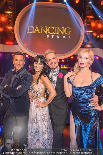 Dancing Stars - ORF Zentrum - Fr 03.05.2019 - Balazs EKKER, Nicole BURNS-HANSEN, Dirk HEIDEMANN, Carina SARKIS42