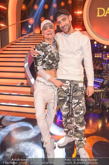 Dancing Stars - ORF Zentrum - Fr 03.05.2019 - Nicole WESNER, Dimitar STEFANIN52