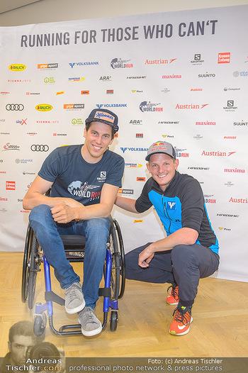 Wings4life world run - Universität Wien - So 05.05.2019 - Lukas MÜLLER, Thomas MORGENSTERN15