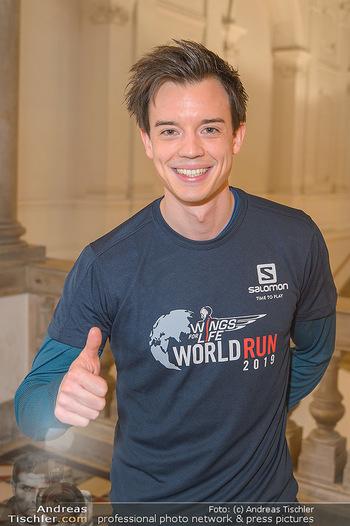 Wings4life world run - Universität Wien - So 05.05.2019 - Philipp HANSA (Portrait)30