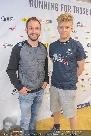 Wings4life world run - Universität Wien - So 05.05.2019 - Andreas ULMER, Thorsteinn EINARSSON34