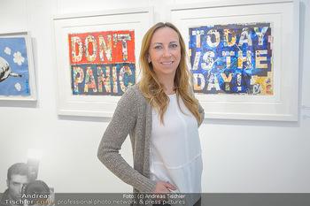 Neue PopArt Galerie - Galerie Gerald Hartinger - Di 07.05.2019 - Lena HEIDRICH (Tochter von Gerald Hartinger) in der neuen Galeri1