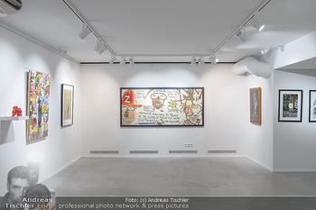 Neue PopArt Galerie - Galerie Gerald Hartinger - Di 07.05.2019 - Innenraum, Innenarchitektur, Räumlichkeiten, Kunstwerke, Ausste4
