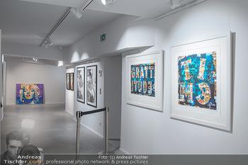 Neue PopArt Galerie - Galerie Gerald Hartinger - Di 07.05.2019 - Innenraum, Innenarchitektur, Räumlichkeiten, Kunstwerke, Ausste5