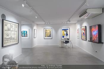 Neue PopArt Galerie - Galerie Gerald Hartinger - Di 07.05.2019 - Innenraum, Innenarchitektur, Räumlichkeiten, Kunstwerke, Ausste6