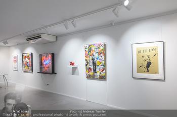 Neue PopArt Galerie - Galerie Gerald Hartinger - Di 07.05.2019 - Innenraum, Innenarchitektur, Räumlichkeiten, Kunstwerke, Ausste7