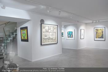 Neue PopArt Galerie - Galerie Gerald Hartinger - Di 07.05.2019 - Innenraum, Innenarchitektur, Räumlichkeiten, Kunstwerke, Ausste8