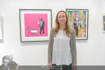 Neue PopArt Galerie - Galerie Gerald Hartinger - Di 07.05.2019 - Lena HEIDRICH (Tochter von Gerald Hartinger) in der neuen Galeri11