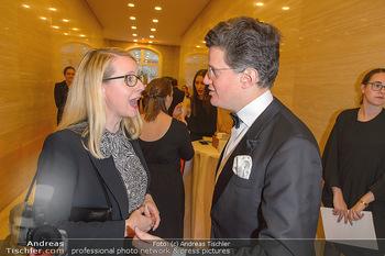 Fundraising Dinner - Albertina, Wien - Di 07.05.2019 - Margarete SCHRAMBÖCK, Georg GÜRTLER19