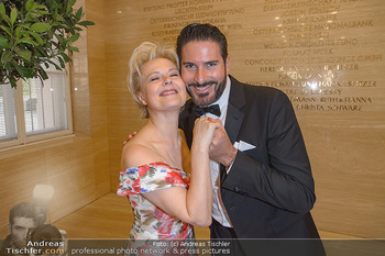 Fundraising Dinner - Albertina, Wien - Di 07.05.2019 - Ildiko RAIMONDI, Clemens UNTERREINER21