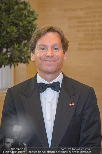 Fundraising Dinner - Albertina, Wien - Di 07.05.2019 - Trevor D. TRAINA (Portrait)36