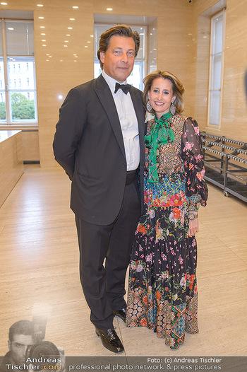 Fundraising Dinner - Albertina, Wien - Di 07.05.2019 - Matthias und Ali Alexandra WINKLER (Gürtler)50