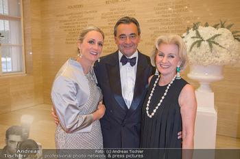 Fundraising Dinner - Albertina, Wien - Di 07.05.2019 - Michael ZIMPFER mit Begleitung, Elisabeth GÜRTLER57