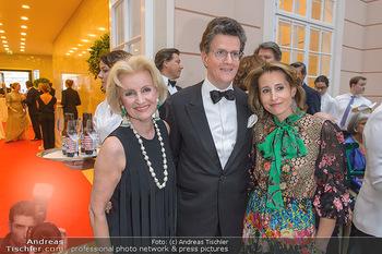Fundraising Dinner - Albertina, Wien - Di 07.05.2019 - Familie Elisabeth GÜRTLER mit Kindern Ali Alexandra und Georg59