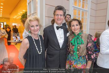 Fundraising Dinner - Albertina, Wien - Di 07.05.2019 - Familie Elisabeth GÜRTLER mit Kindern Ali Alexandra und Georg60