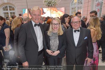 Fundraising Dinner - Albertina, Wien - Di 07.05.2019 - Klaus Albrecht SCHRÖDER, Margarete SCHRAMBÖCK, Christian KONRA71