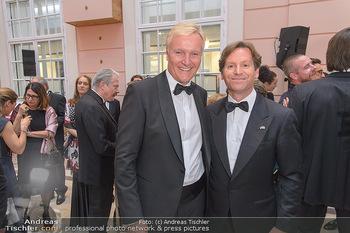 Fundraising Dinner - Albertina, Wien - Di 07.05.2019 - Klaus Albrecht SCHRÖDER, Trevor D. TRAINA74