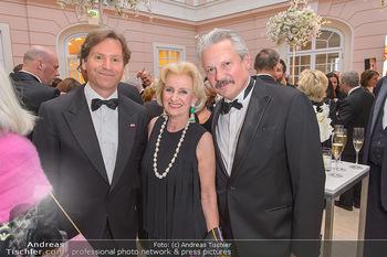 Fundraising Dinner - Albertina, Wien - Di 07.05.2019 - Trevor D. TRAINA, Herbert FÖTTINGER, Elisabeth GÜRTLER77
