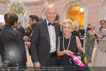 Fundraising Dinner - Albertina, Wien - Di 07.05.2019 - Klaus Albrecht SCHRÖDER, Elisabeth GÜRTLER79