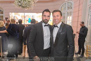 Fundraising Dinner - Albertina, Wien - Di 07.05.2019 - Karl OCHSNER, Günther HELM80