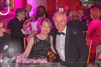 Fundraising Dinner - Albertina, Wien - Di 07.05.2019 - Klaus Albrecht SCHRÖDER mit Nina100