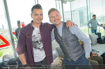 Andreas Gabalier OTTO Kollektion - K47, Wien - Mi 08.05.2019 - Andreas und Willi GABALIER13