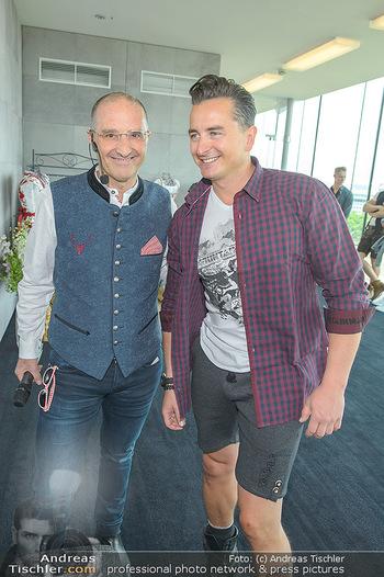 Andreas Gabalier OTTO Kollektion - K47, Wien - Mi 08.05.2019 - Andreas GABALIER, Harald GUTSCHI (OTTO)19