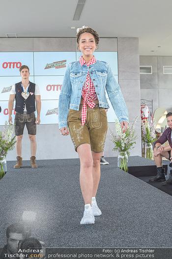 Andreas Gabalier OTTO Kollektion - K47, Wien - Mi 08.05.2019 - Modenschau mit Dirndl und neuer Andreas Gabalier Kollektion49