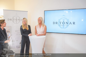 Dr. Tonar Cosmetics Launchevent - Praxis Dr. Tonar Cosmetics Wien - Do 09.05.2019 - Ursula ZIERHOFER-TONAR, Sabine SCHNABEL56