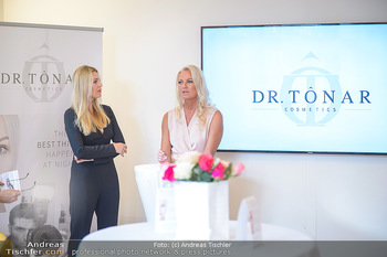 Dr. Tonar Cosmetics Launchevent - Praxis Dr. Tonar Cosmetics Wien - Do 09.05.2019 - Ursula ZIERHOFER-TONAR, Sabine SCHNABEL58