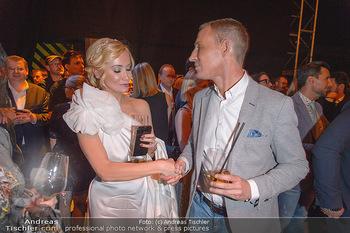 Dancing Stars Finale - ORF Zentrum - Sa 11.05.2019 - Carina SARKISSOVA, Stefan PETZNER (Aussprache auf der aftershow-2