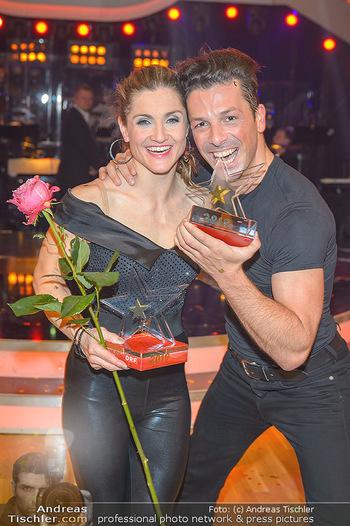 Dancing Stars Finale - ORF Zentrum - Sa 11.05.2019 - Lizz GÖRGL, Thomas KRAML (Dancing Stars Sieger 2019)10