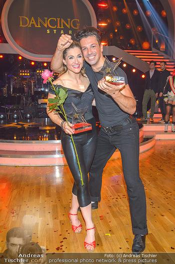 Dancing Stars Finale - ORF Zentrum - Sa 11.05.2019 - Lizz GÖRGL, Thomas KRAML (Dancing Stars Sieger 2019)12