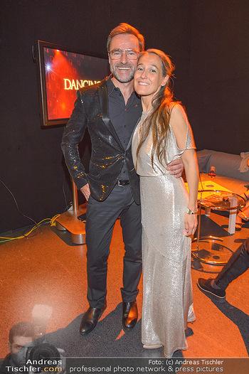 Dancing Stars Finale - ORF Zentrum - Sa 11.05.2019 - Andie GABAUER mit Ehefrau Dagmar STEININGER37
