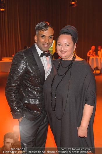 Dancing Stars Finale - ORF Zentrum - Sa 11.05.2019 - Ramesh NAIR, Tini KAINRATH42