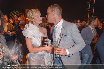 Dancing Stars Finale - ORF Zentrum - Sa 11.05.2019 - Carina SARKISSOVA, Stefan PETZNER (Aussprache auf der aftershow-58