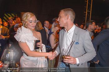 Dancing Stars Finale - ORF Zentrum - Sa 11.05.2019 - Carina SARKISSOVA, Stefan PETZNER (Aussprache auf der aftershow-59
