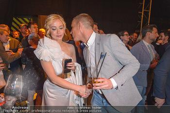 Dancing Stars Finale - ORF Zentrum - Sa 11.05.2019 - Carina SARKISSOVA, Stefan PETZNER (Aussprache auf der aftershow-60