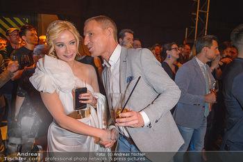 Dancing Stars Finale - ORF Zentrum - Sa 11.05.2019 - Carina SARKISSOVA, Stefan PETZNER (Aussprache auf der aftershow-61